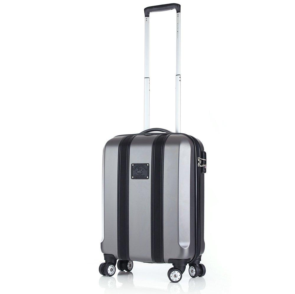 Maleta de viaje cabinas maletín de Beverly Hills Polo Club missi ...
