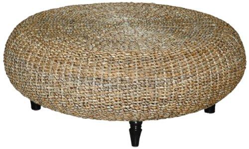Jeffan International Riau Round Coffee Table (Bamboo Furniture Indonesia)