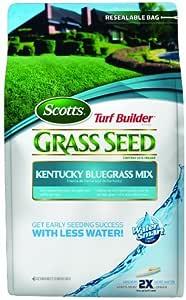 Scotts 18169 Turf Builder Kentucky Bluegrass Seed Mix Bag, 7-Pound Garden, Lawn, Supply, Maintenance