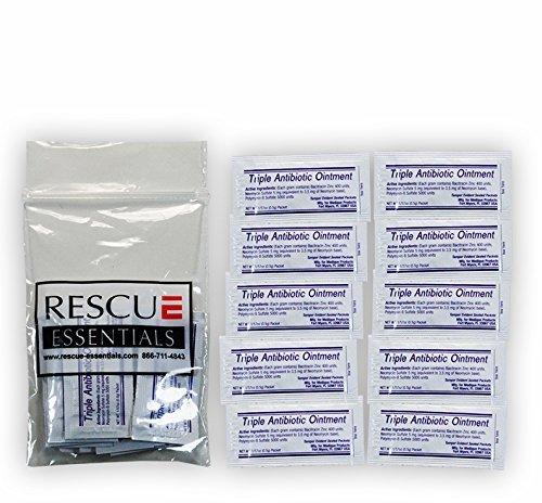 Vetasyl Fiber Supplement - Triple Antibiotic Unit Dose - 10 Pack