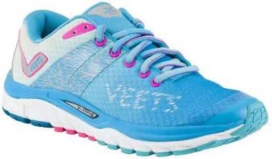VEETS Inside 2.1 - Zapatillas de Running para Mujer (Polietileno), Color Azul y Rosa, Azul, 37,5: Amazon.es: Deportes y aire libre