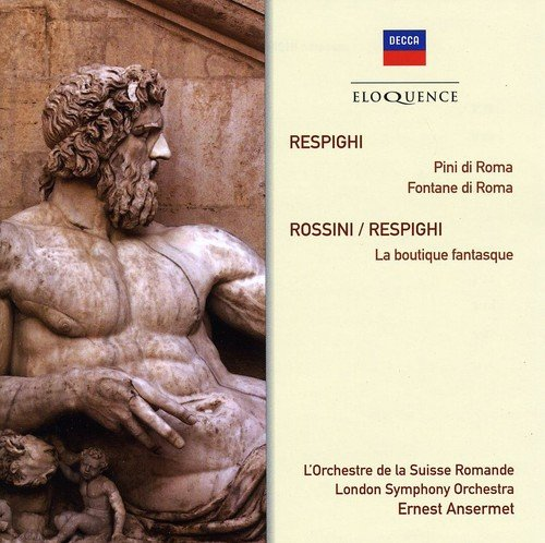 L\'Orchestre de la Suisse Romande - Respighi: Pines of Rome / Fountains of Rome (CD)