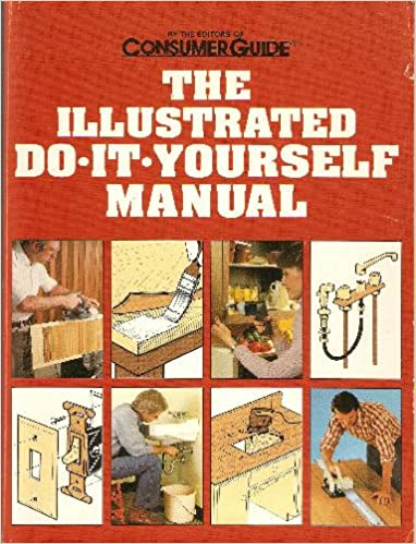 The Illustrated Do It Yourself Manual Paperback – June 1, 1993