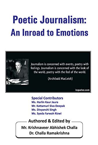Download Poetic Journalism: An Inroad to Emotions ebook