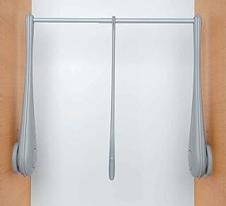 Appendiabito saliscendi per armadio Servetto ONLY con inclinometro cm 73-119