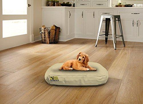 Camas ovaladas Impermeables para Perro Doza, Color Beige, 80 cm x 50 cm: Amazon.es: Productos para mascotas