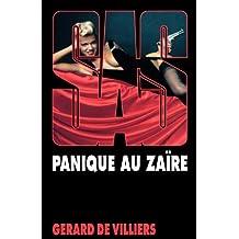 SAS 52 Panique au Zaïre (French Edition)