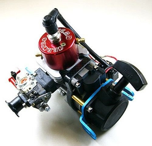 CRRCPRO Water-cooled Petrol Engine 26CC for RC Boats 3300-18000rpm (Rc Boats Gas Fast 100 Mph compare prices)