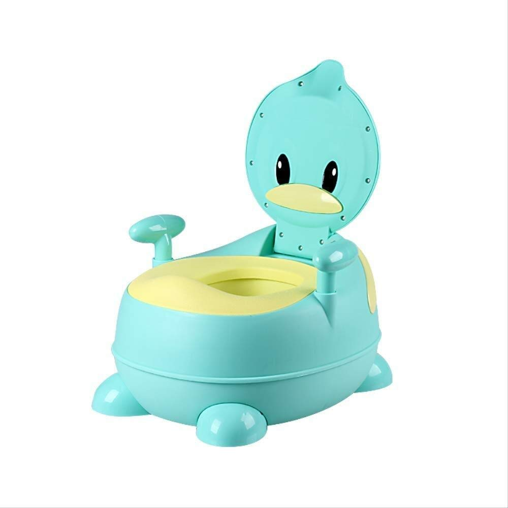AMY-ZW Children's Toilets Increase The Number of Infants and Children's Pots Toilets at Night Bedside Toilets Slip Outdoor Travel Car Toilet by AMY-ZW
