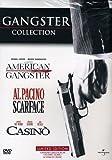 american gangster / scarface (1983) / casino' (3 dvd) (ltd) (1983, 1995, 2007 ) box set dvd Italian Import