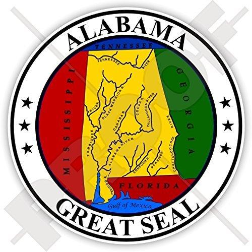 SA United States of America Alabaman, American 100mm (4