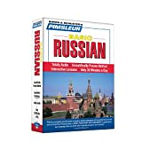 Pimsleur Russian Basic Course - Level 1 Lessons 1-10 CD: Learn to Speak and Understand Russian with Pimsleur Language Programs (1)