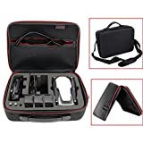 Fiaya Waterproof Carry Storage Case Bag for DJI Mavic Air Quadcopter+3 Battery+Remote Control (B)