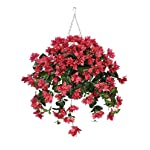 House-of-Silk-Flowers-Artificial-Watermelon-Bougainvillea-in-Square-Hanging-Basket