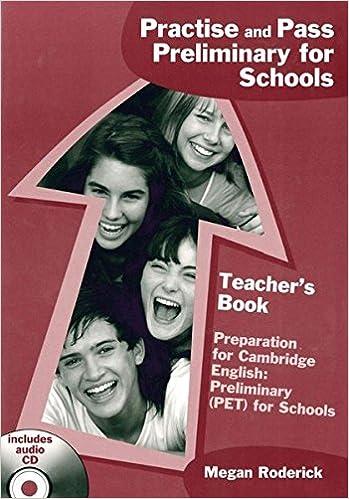 Pass Pet Teachers Book