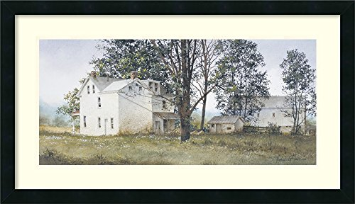 Framed Wall Art Print | Home Wall Decor Art Prints | Primrose Farm by Ray Hendershot | Modern Contemporary Decor - Primrose Farm