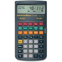 Calculated Industries 4054 Construction Master 5 (En Espanol) Construction Calculator