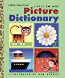 Little Golden Picture Dictionary, Golden Books Staff and Diane Muldrow, 0307960358