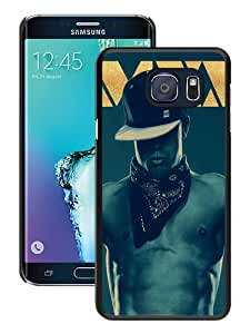 Durable High Quality Magic Mike XXL 640x1136 Black Samsung Galaxy S6 Edge Plus Screen Phone Case