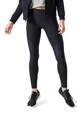 653e277f202fd8 MPG Sport Frame Legging with Moto Panels - Julianne Hough Collection (XS)  Black