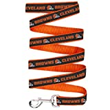 CLEVELAND BROWNS Dog Leash, Large