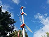 Starter Wind Turbine Generator High Performance 12V