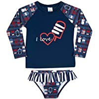 Conjunto Surfista Navy Toddler, TipTop