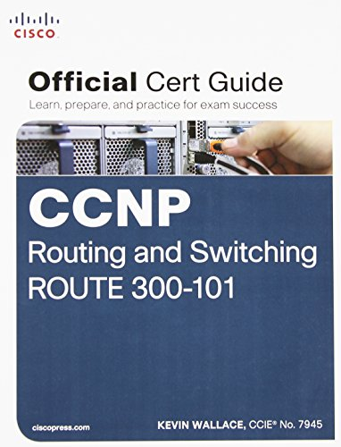 cisco press ccnp route - 1