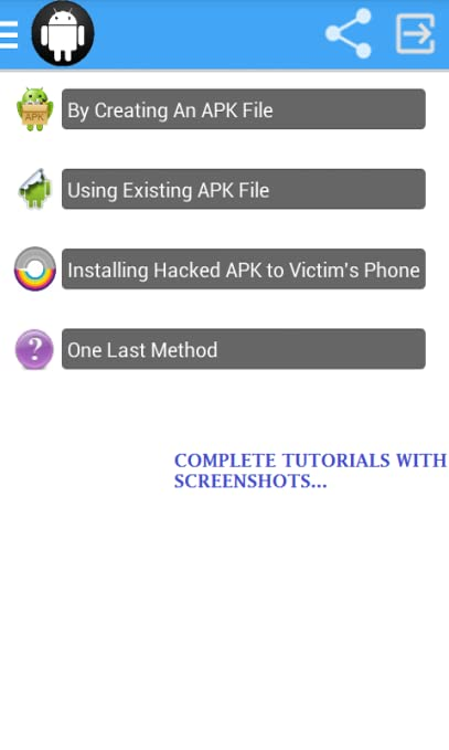 Android Hacker Plus