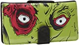 Iron Fist Bags Zombie Chomper IFLWAL10904SMU Wallet,Lime,One Size, Bags Central