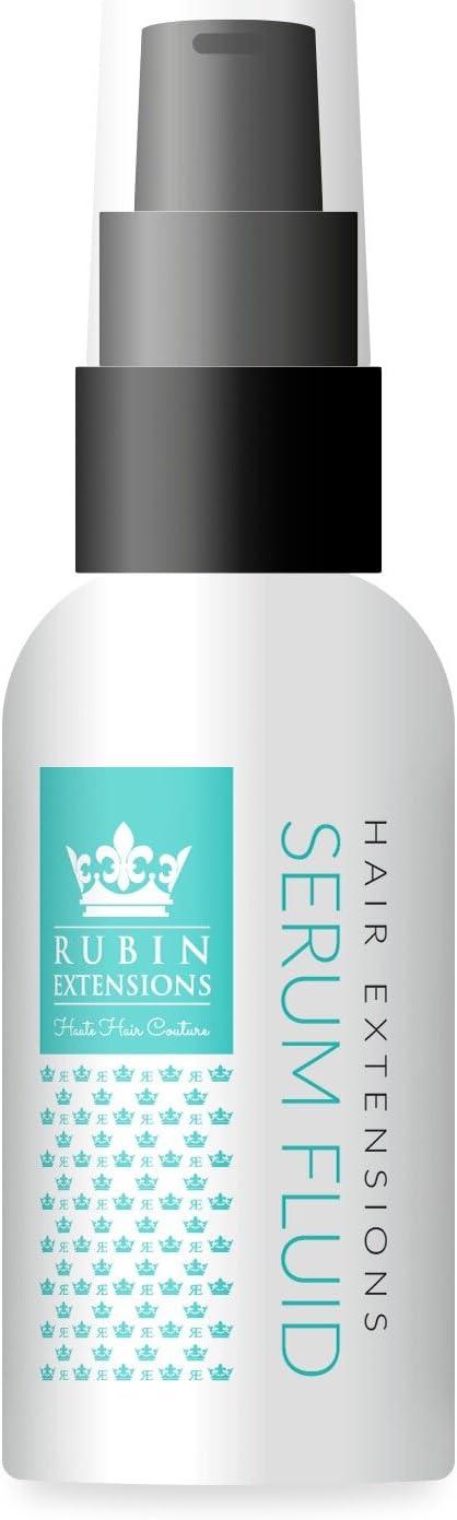 Suero Capilar para Extensiones de Cabello | Formulado especialmente para extensiones de cabello y pelucas | Cuidado capilar de Rubin Extensions