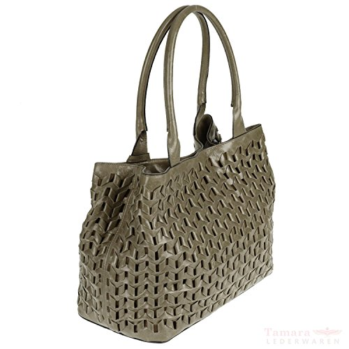 Woven Taupe Double Abro Handbag Handle Uydw5WWOq