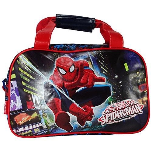 Marvel Spiderman Ultimate Tasche Henkeltasche Gym Fitness Fahrt Reise