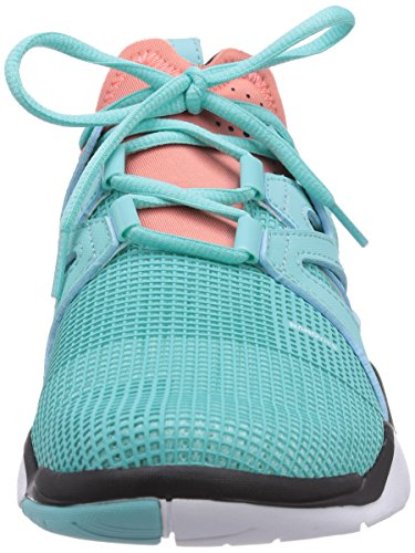fitness Türkis Coral de Black White femme Turquoise Blue Zcut Crystal Reebok Chaussures Tr wAIOI