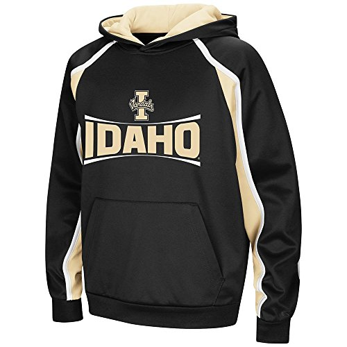 Colosseum Youth Idaho Vandals Pull-Over Hoodie - L ()