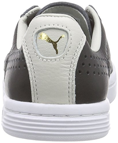 Unisex Noir – Star Black Gray Sneaker Glacier Adulto Nero White Puma NM Court Basse AzBYXx