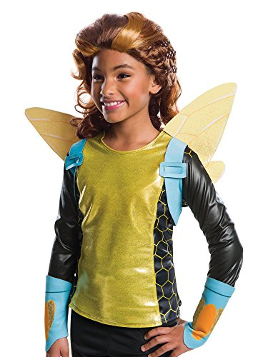 Rubie's Costume Girls DC Super Hero Bumblebee Wig -