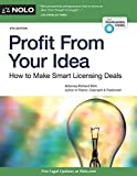 img - for Profit From Your Idea: How to Make Smart Licensing Deals 8th edition by Stim Attorney, Richard (2014) Paperback book / textbook / text book