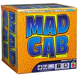 Mad Gab Game, Older Edition