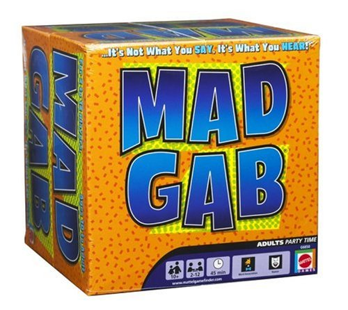 Mad Gab for sale  Delivered anywhere in USA