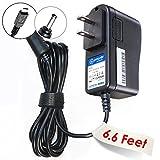 T-Power AC adapter 6.6 ft Long Cable for Infant Optics DXR-5 DXR-871 DXR-8 DXR8 MODEL: 2AAAM-DXR-8BU P/N Model: CS6D059100FU Power Supply Cord Charger