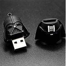 Always Star Hot Star wars cartoon Darth Vader USB 2.0 64GB flash drive memory stick pendrive