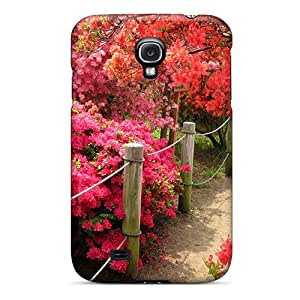 Premium Spring Park Back Cover Snap On Case For Galaxy S4