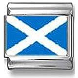 Scottish Flag Italian charm
