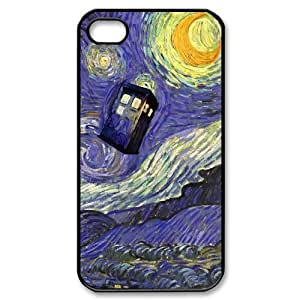 James-Bagg Phone case - TV Show Doctor Who & Police Box Pattern Case For Apple Iphone 5/5S Case Cover case cover Style-13