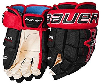 c1e8d7aaeed Image Unavailable. Image not available for. Colour  Bauer Nexus N9000  Hockey Gloves - Senior ...