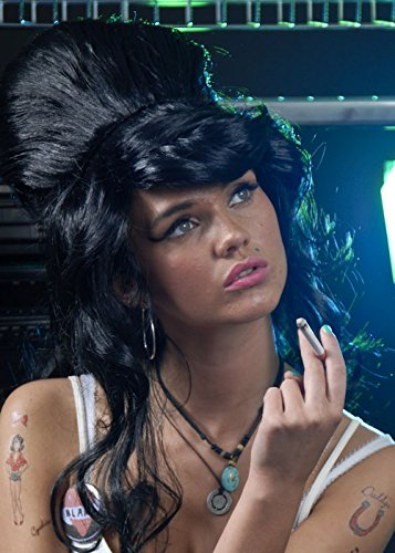 Colmena Amy Winehouse estilo Rehab Babe peluca: Amazon.es: Juguetes y juegos