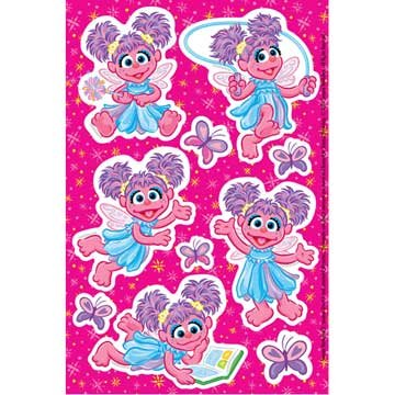 Abby Cadabby Stickers 2 Sheets by Factory Card and Party Outlet