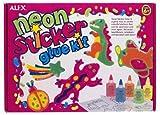 : ALEX Toys Craft Neon Sticker Glue Kit