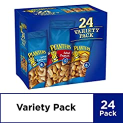Planters Nuts Variety Pack (1.75oz, Pack...